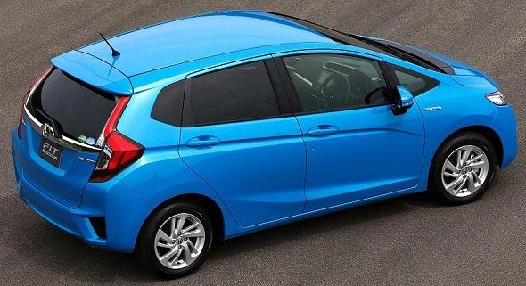 Honda Jazz B+ Segment Hatchback Image