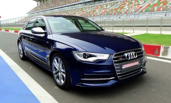 Audi India launches the Audi S6 sports sedan at Rs. 85.99 lakh
