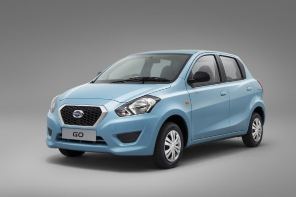 2014 Datsun Go Hatchback Photo