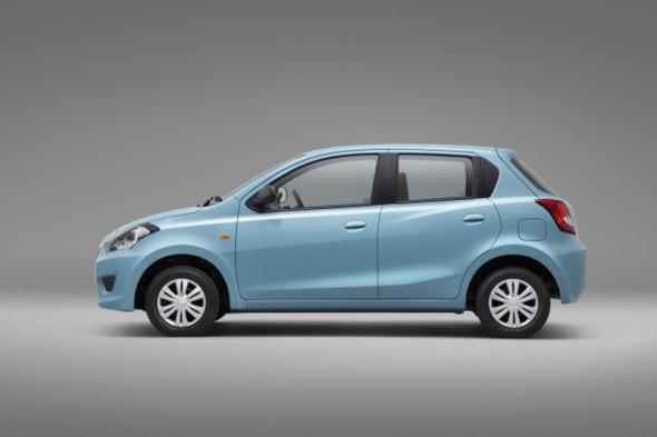 Datsun Go Low Cost Car Photo