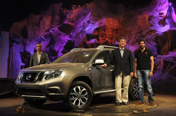 Nissan Terrano unveiled, bookings start September 1