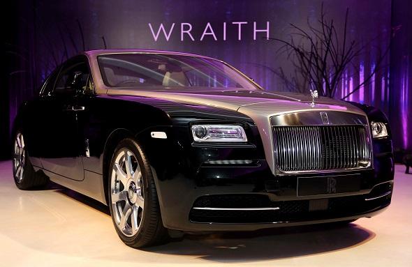 Rolls-Royce WRAITH - image 1