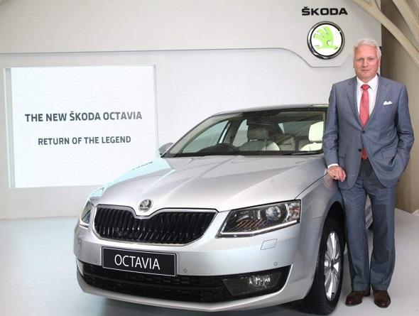 New Skoda Octavia returns to India