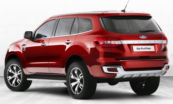 Ford Everest 2013 Specs Indonesia | Autos Post