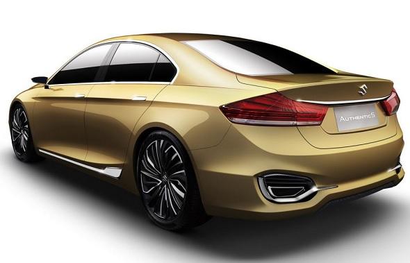 Maruti Suzuki Ciaz/AuthenticS Concept Sedan Image