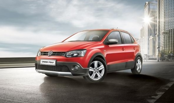 Volkswagen Cross Polo launched at Rs. 7.75 lakh