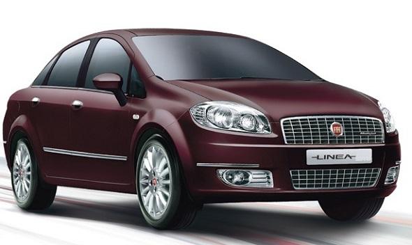 Fiat Linea Sedan Image