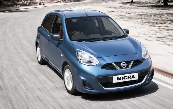 Nissan Micra Facelift Pic