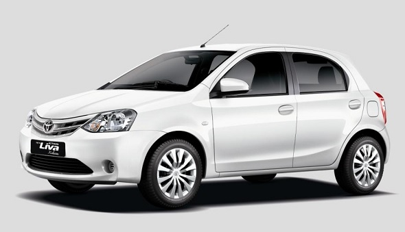 Toyota Launches Liva And Etios Xclusive Limited Editions