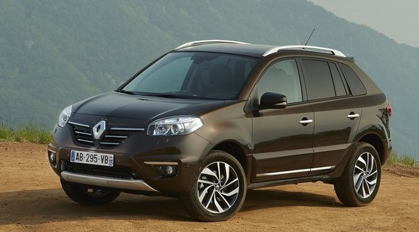 2014 Renault Koleos Facelift Photo