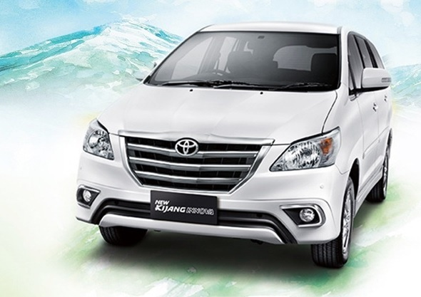 Innova MPV, Toyota's best selling car in India Pic