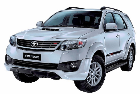Toyota Fortuner Trd Sportivo Edition Now Available With