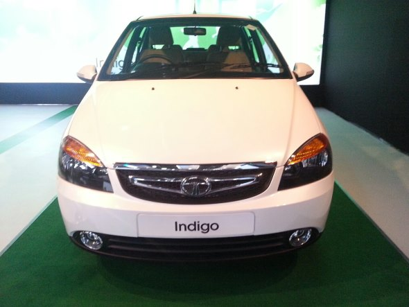 Tata Indigo Ecs Cng Version