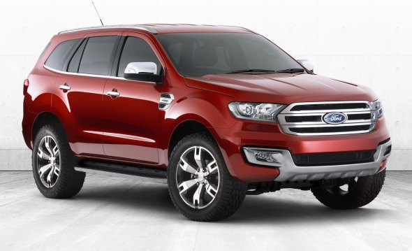 All-new Endeavor is coming: Indian version to have a 2.2 litre turbo diesel engine