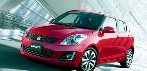 JDM-Spec 2014 Suzuki Swift facelift image