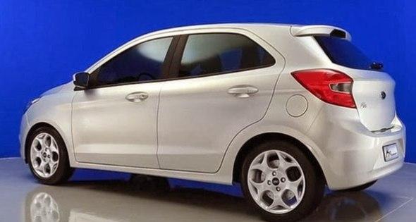 Ford Figo/Ka B+ Segment Hatchback Pic