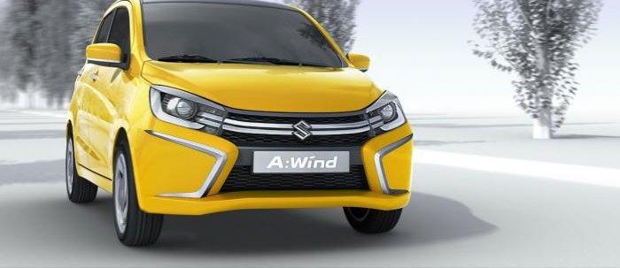 Maruti Suzuki A-Wind Concept previews the YL7/Estilo replacement hatchback