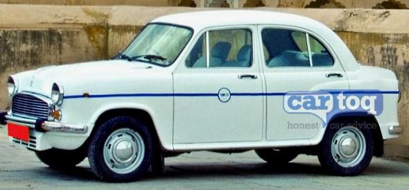 Hindustan Ambassador Compact Sedan Speculative Render