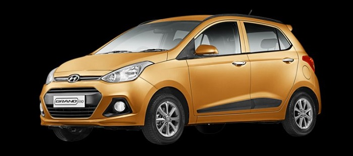 Hyundai Grand i10 gets CNG kit as dealer fitment