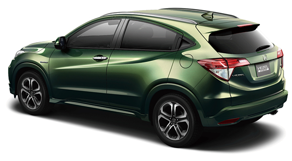 Honda, Even If It Green Lights The Vezel For India, Will Launch The Compact  SUV Only In 2015. But, Whereu0027s The Production Capacity To Accommodate Yet  ...