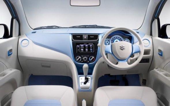 Suzuki A-Wind Concept Image