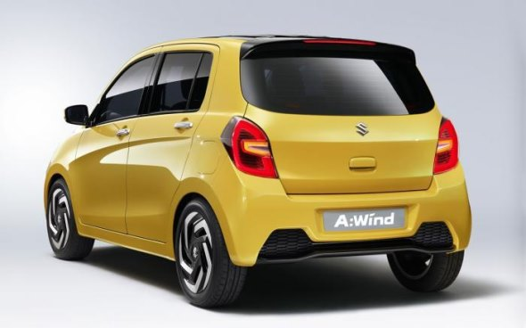 Suzuki A-Wind Hatchback Concept Photo