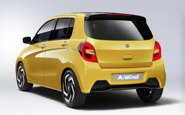 Suzuki A-Wind Concept Picture