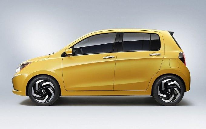Suzuki A-Wind Hatchback Concept Pic