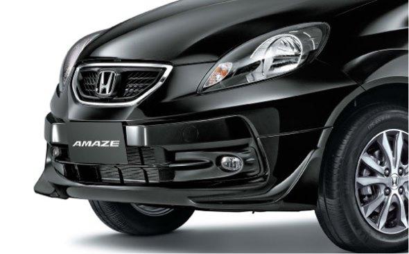 Honda Amaze accessories by Modulo now in India