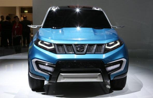 XA-Alpha Compact SUV