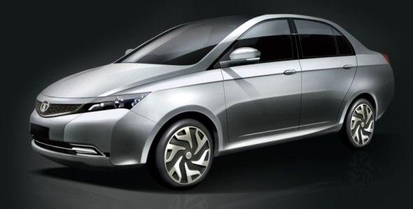 Tata Manza Hybrid Pic