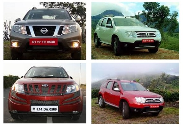 Renault-Nissan now the No.2 SUV maker in the country!
