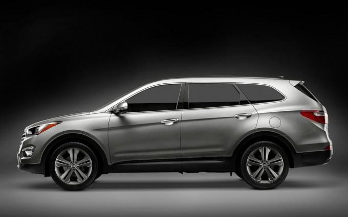 2014 Hyundai Santa Fe image