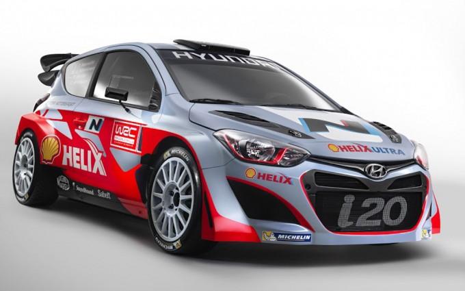 WRC Hyundai i20 pic
