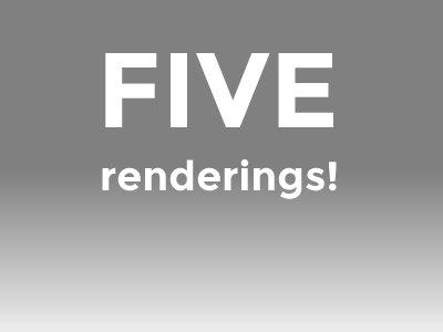 5 CarToq Renderings!
