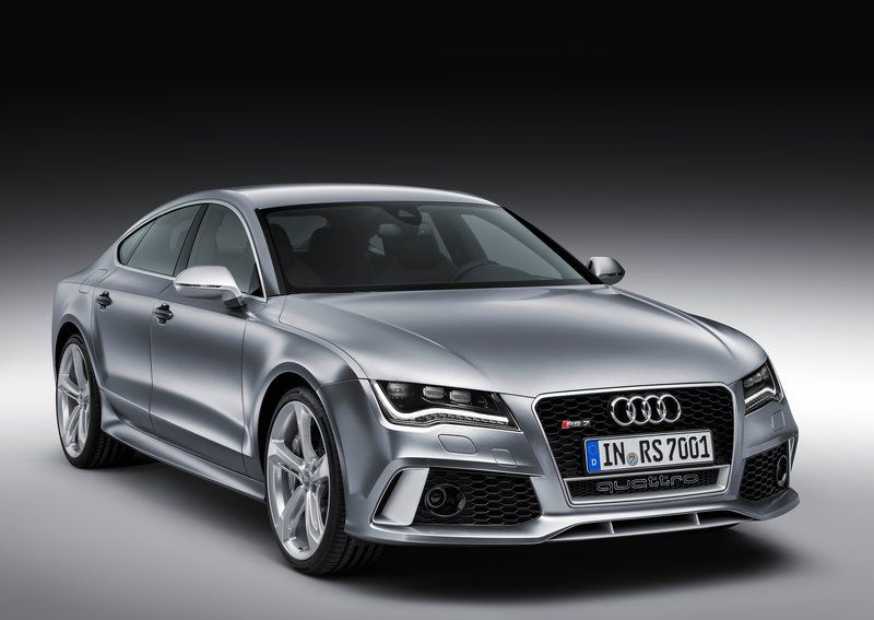 2014 Audi RS7 Sports Coupe Image
