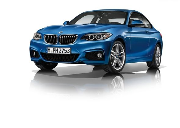 2014 BMW 2-Series Coupe Image