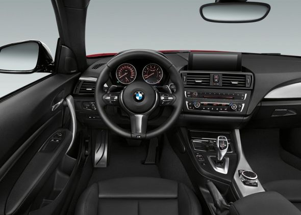 2014 BMW 2-Series Coupe Pic