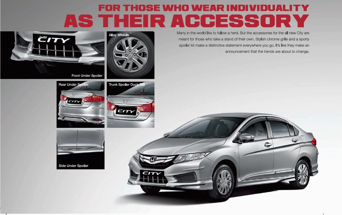 2014 Honda City Brochure 1 Good Ideas