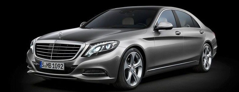 2014 W222 Mercedes Benz S-Class launched in India