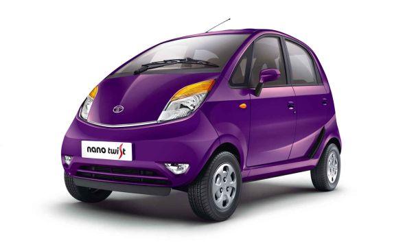 Tata Nano Twist Pic