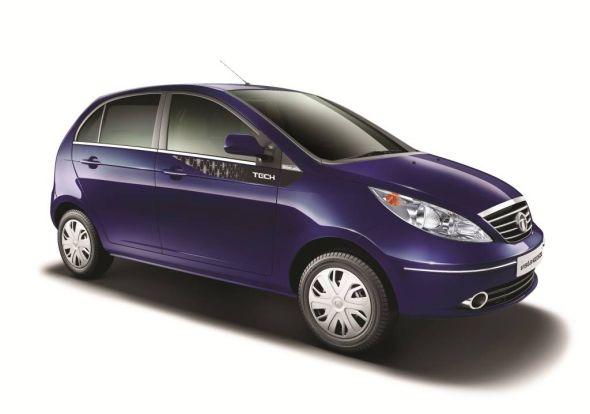 2014 Tata Vista Tech Diesel Pic
