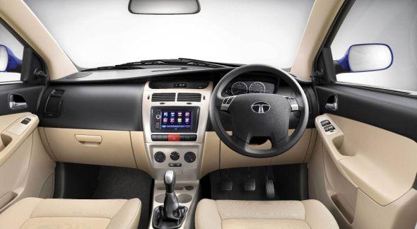 2014 Tata Vista Tech Diesel Dashboard Picture