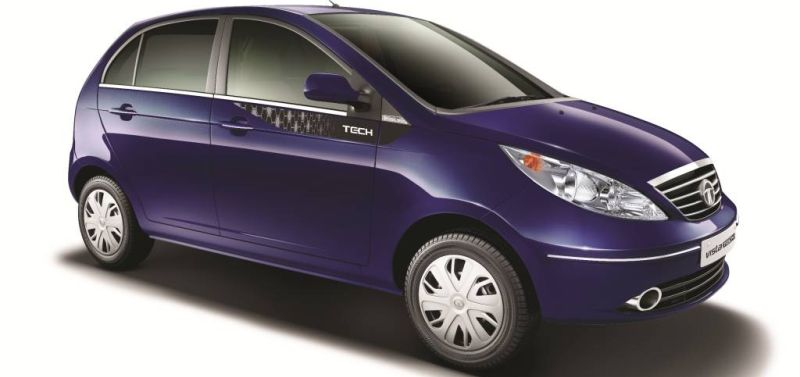 2014 Tata Vista Tech hatchback launched in India