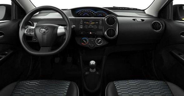 Toyota Etios Cross Dashboard Image