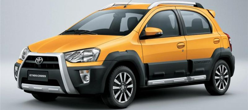 Toyota Etios Cross: New details emerge