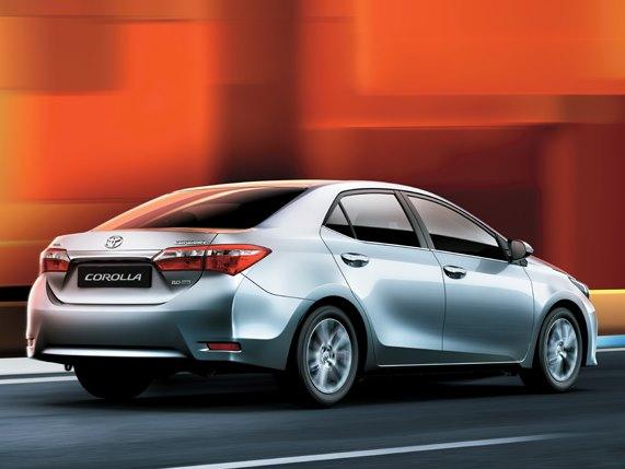 2014 Toyota Corolla Sedan Picture