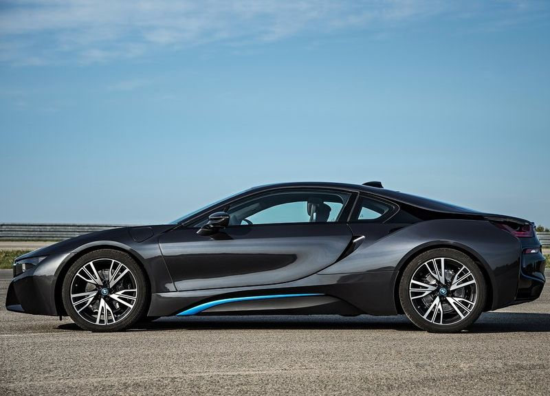 Bmw I8 Hybrid Supercar Primed For 2014 Auto Expo Debut