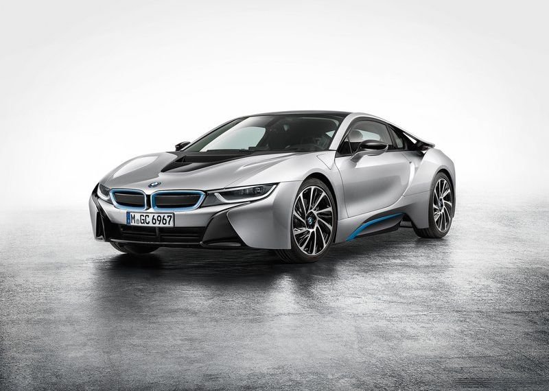 2015 BMW i8 Hybrid Super Car 11