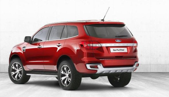 2015 Ford Endeavour SUV Concept Picture